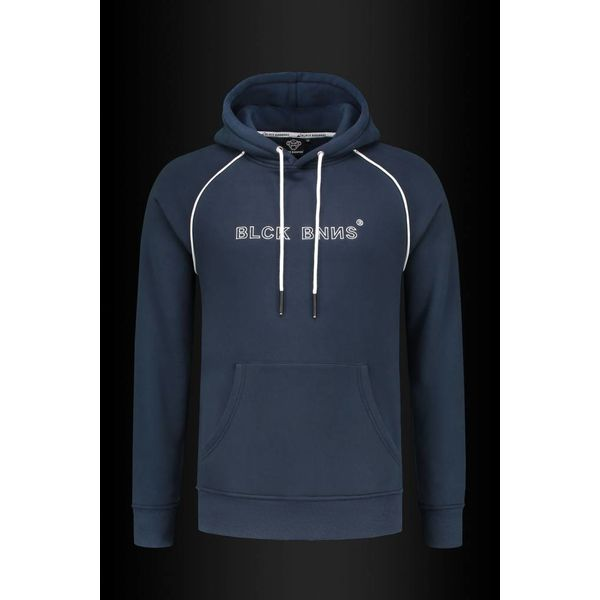Black Bananas Salentino Hoody Navy
