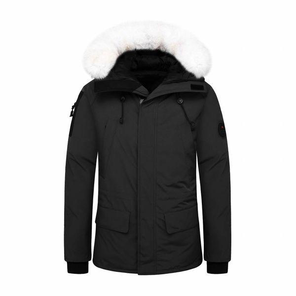 Helvetica Jacket Artic-Black + Skimuts