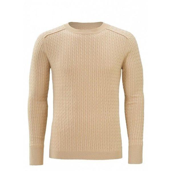 Zumo Durham-002 Sweater Beige