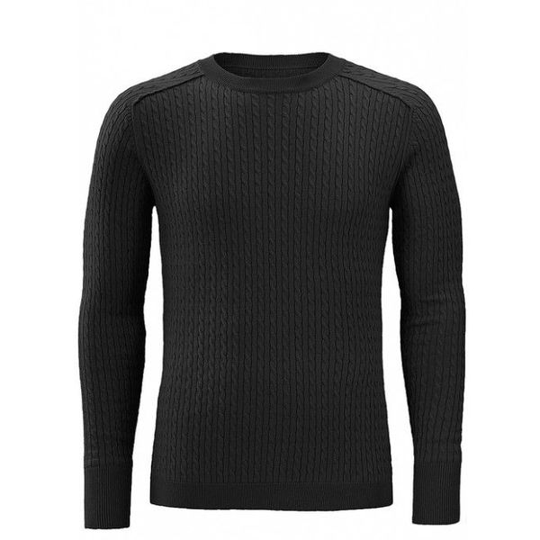 Zumo Durham-001 Sweater Black