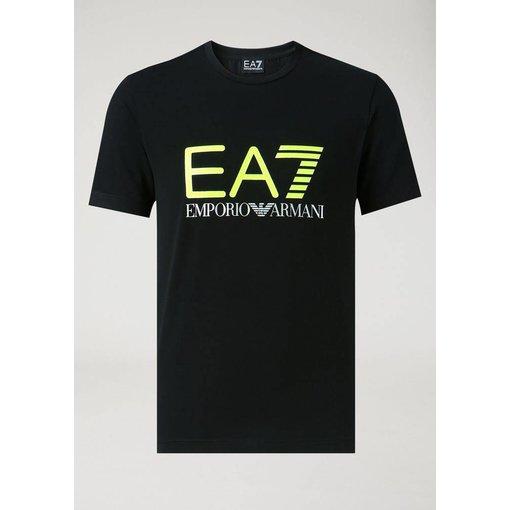EA7 EA7 6ZPT61 T-shirt Black