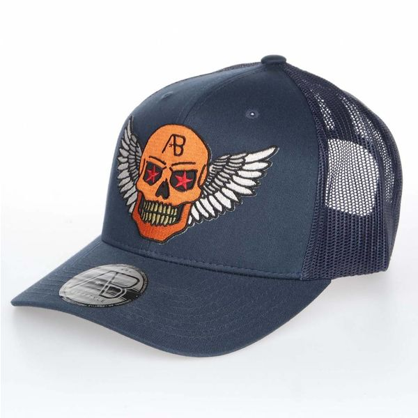 AB Retro Trucker Airforce Navy