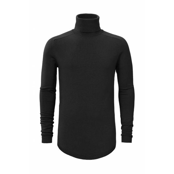 Zumo Damas-Rollneck Black