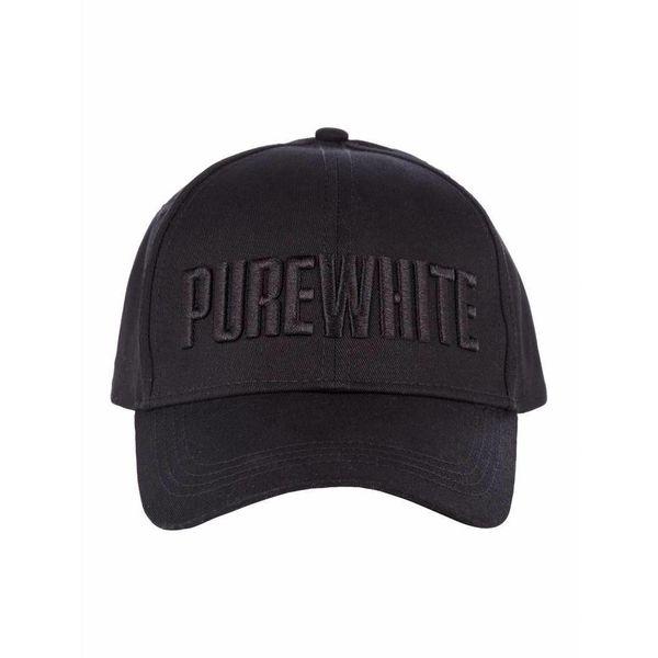 Purewhite Cap Black PWC07