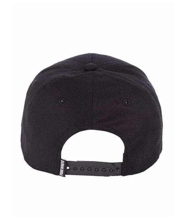 Purewhite Purewhite Cap Black PWC07