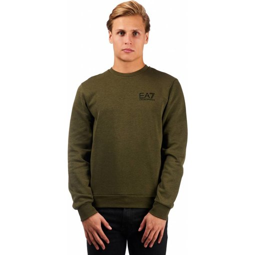 EA7 EA7 Sweater 6ZPM68 Army Green