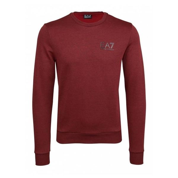 EA7 Sweater 6ZPM68 Burgundy