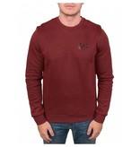 EA7 EA7 Sweater 6ZPM68 Burgundy