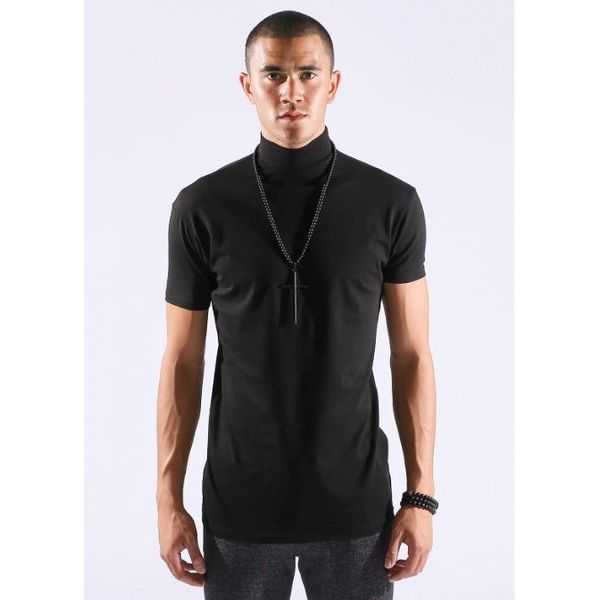 Zumo Turtle-Shirt Black