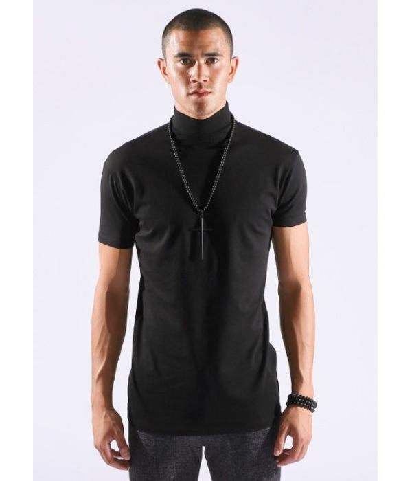 Zumo Zumo Turtle-Shirt Black
