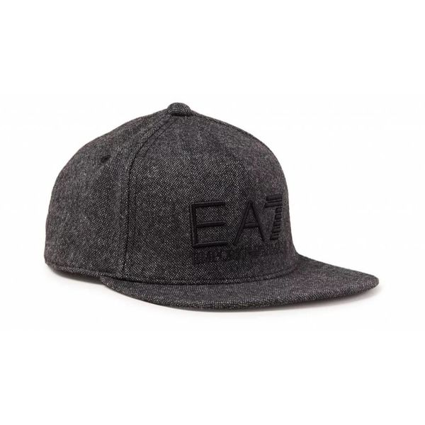 EA7 Rapper Hat 275727 Dark grey