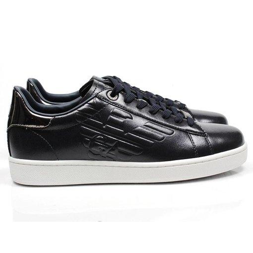 EA7 EA7 Sneaker X8X001 Dark Navy