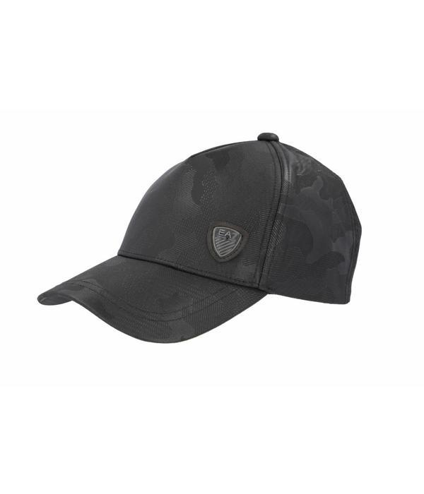 EA7 EA7 Baseball Hat Black 275628