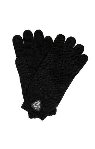 EA7 Glove Black