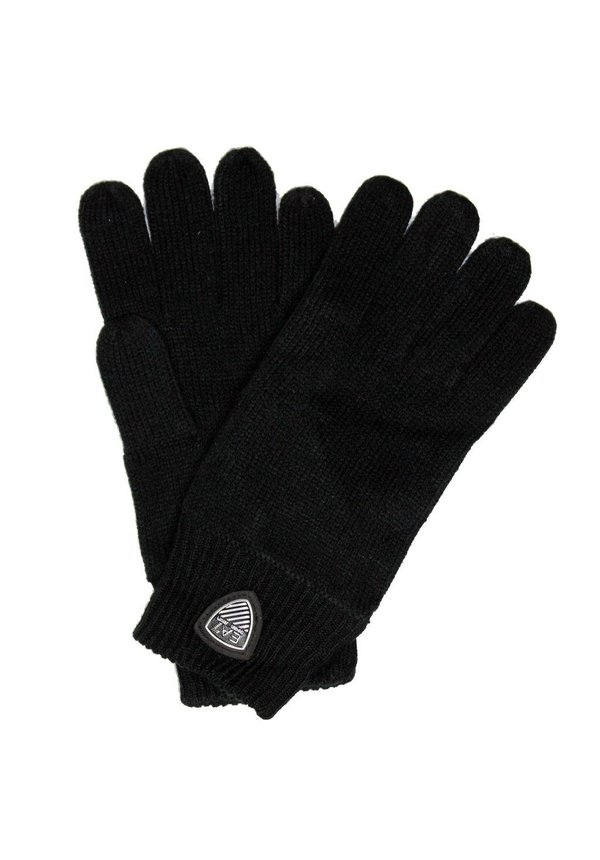 EA7 Glove Black