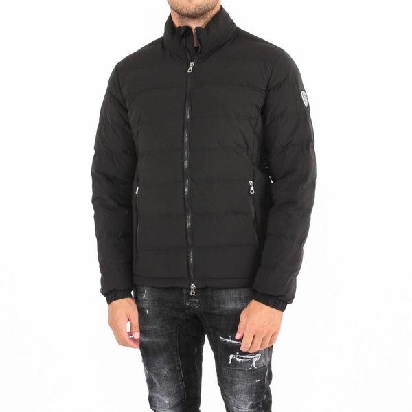 EA7 Downjacket 6ZPB23 Black