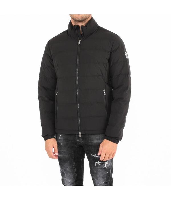 EA7 EA7 Downjacket 6ZPB23 Black