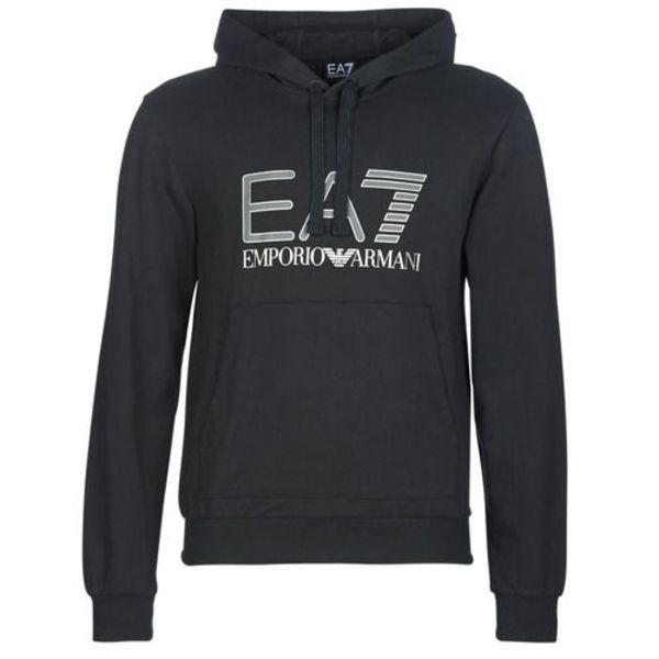 EA7 SWEATER 6ZPP99 Black