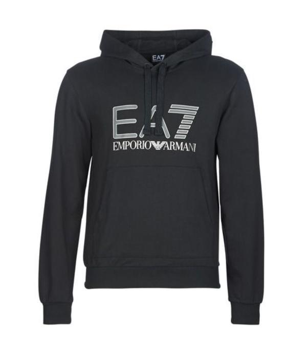 EA7 EA7 SWEATER 6ZPP99 Black