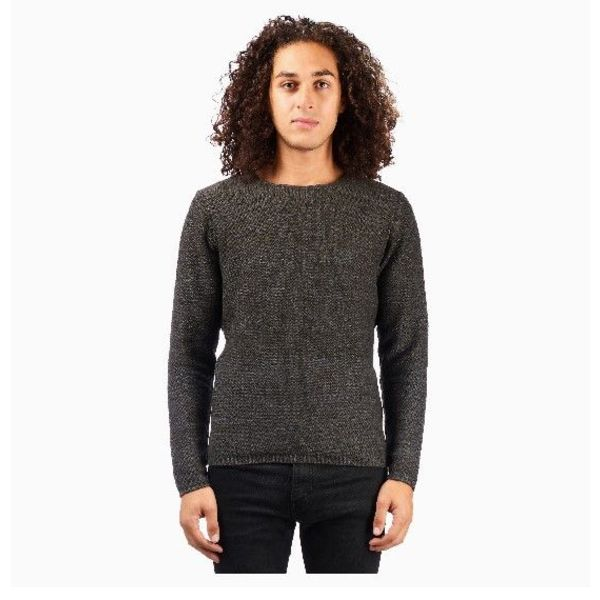 AM Forest Green Sweater MMSW00880