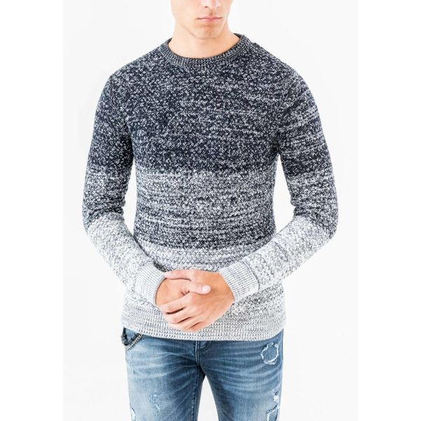 Antony Morato MMSW00906 Night Blue Sweater