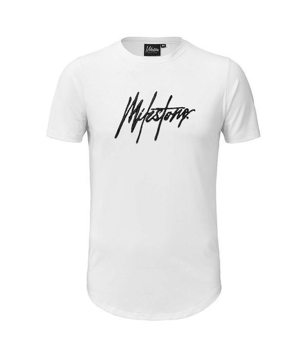 Milestone Relics Milestone Signature T-shirt White