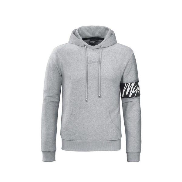 Milestone Captian Hoodie Grey