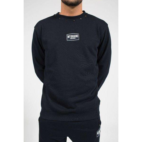 My Brand Studded Sweater Black