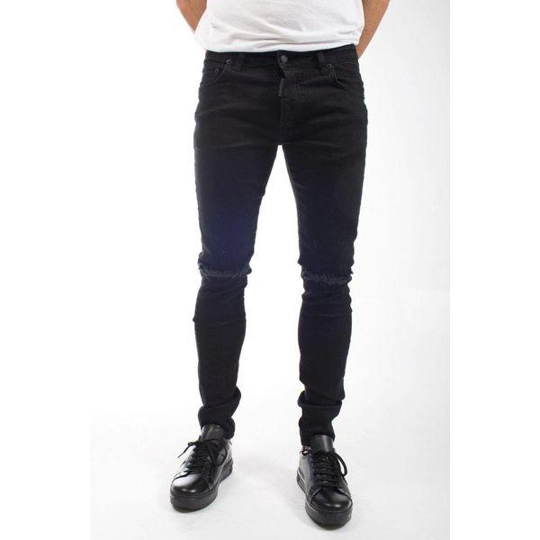 My Brand Jack 054 Basic Ripped Jeans Black