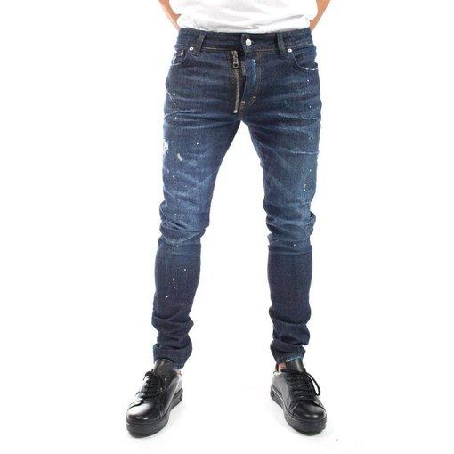 My Brand My Brand Jack 057 Basic Zipper Jeans Blue