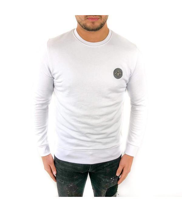 richesse Richesse Sweater White 3308