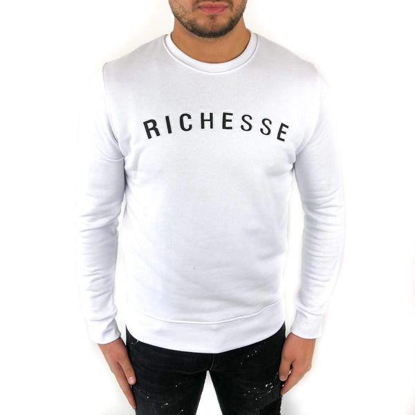 Richesse Sweater White 3306
