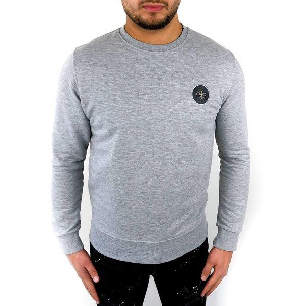 Richesse Royal Sweater Grey 3308