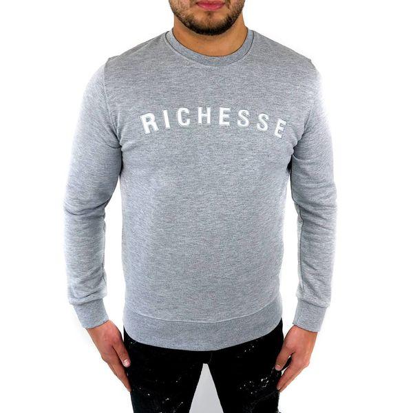 Richesse Sweater Grey 3306