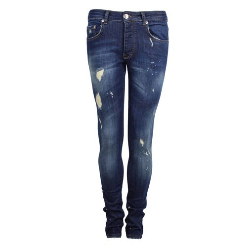 richesse Richesse Jeans H-2208 Denim Blue