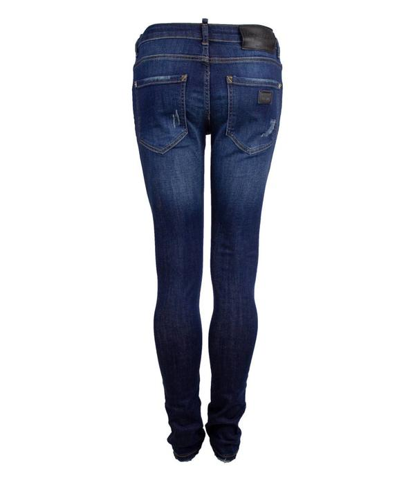 richesse Richesse Jeans H-2208 Denim Blue