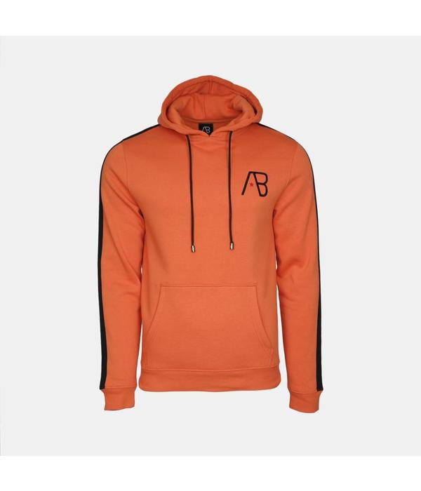 AB-Lifestyle Ab Lifestyle Hoodie The Bronx - Orange