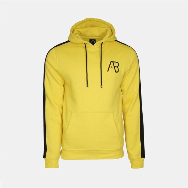 Ab lifestyle Hoodie The Bronx - Bright Yellow