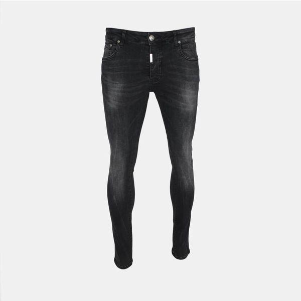 Ab Denim Jeans The Paint Black