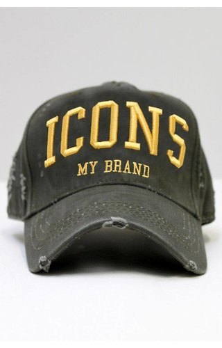 My Brand My Brand Icons Army Cap Gold
