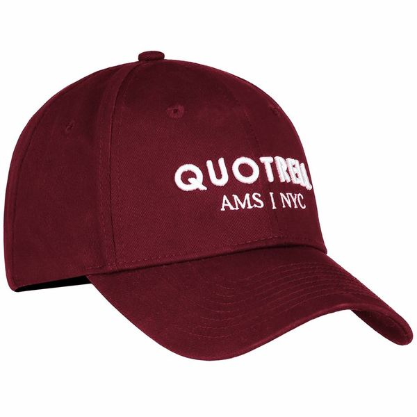 Quotrell Cap Bordeaux