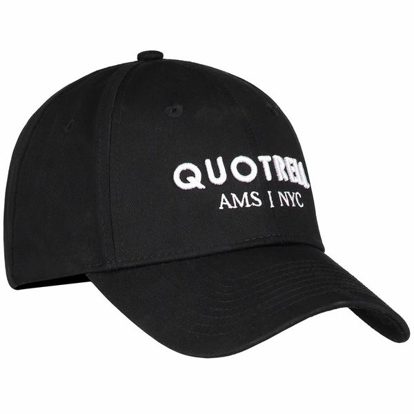 Quotrell Cap Black