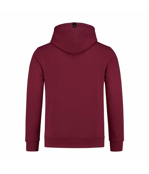 Quotrell Quotrell Hoodie Bordeaux