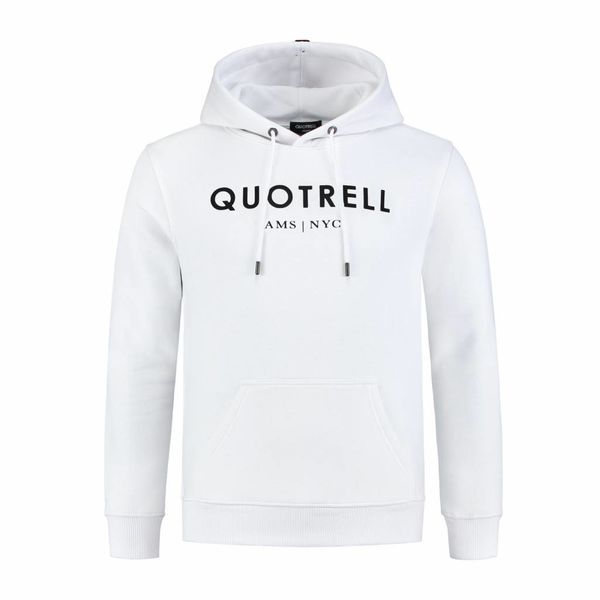 Quotrell Hoodie White