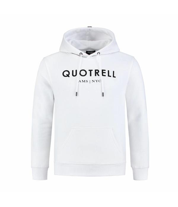 Quotrell Quotrell Hoodie White