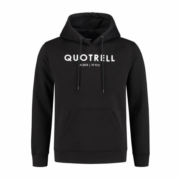 Quotrell Hoodie Black