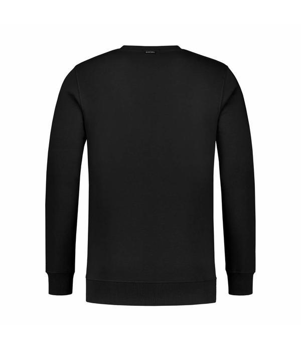 Quotrell Quotrell Crewneck Mini Logo Black