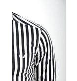 Zumo Zumo Clapton Short LS White/Black