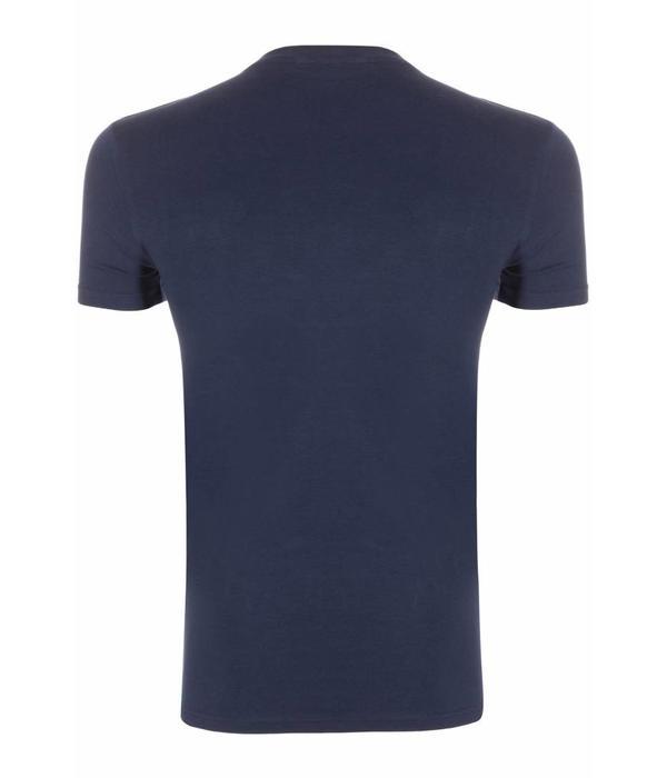Antony Morato Antony Morato Basic T-shirt MMKS1087-FA120001 Navy