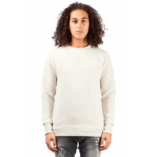 Pure White Off White Sweater FW18